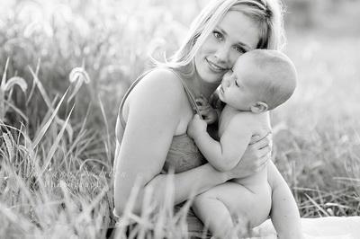 Мать и малыш