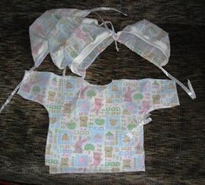 Одежда для новорожденного своими руками во много раз лучше покупной