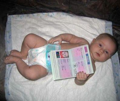 Нужен ли ребенку загранпаспорт (отдельный)