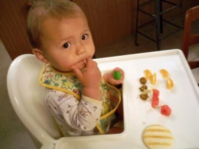 рецепты для малышей до года