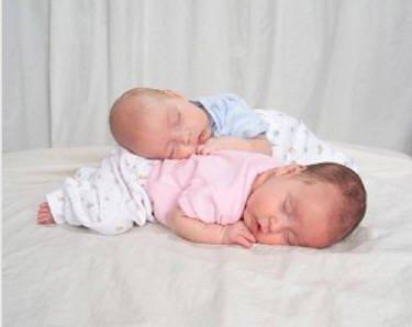 Признаки беременности двойней