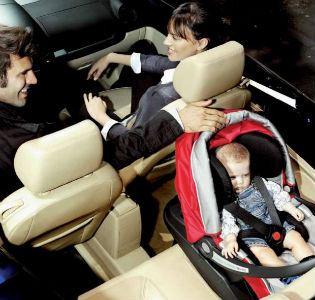 Автокресло для новорожденных и его выбор