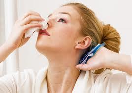Запекшаяся кровь в носу у беременных — временное явление