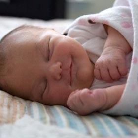 Каким должен быть объем головы новорожденного?