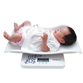 рост и вес новорожденных