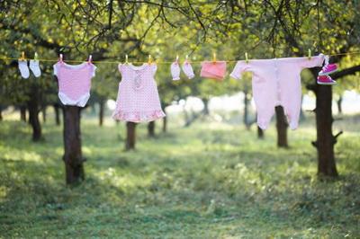 вещи для новорожденных летом
