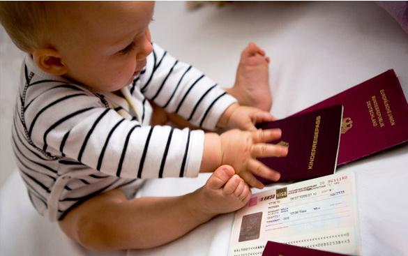 Гражданство для новорожденных и тонкости его получения