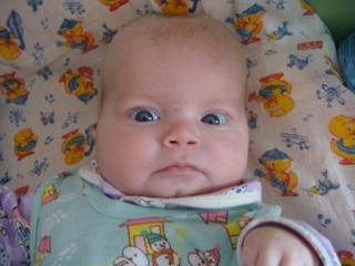 За первые месяцы родничок уменьшается в размерах совсем незначительно