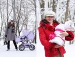 Как одевать новорожденного на прогулку в разные поры года?