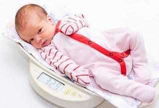 Как правило, у крупных родителей и дети рождаются более крупные
