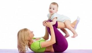 Заниматься развитием ребенка с самого рождения