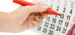 В действительности срок беременности проходит не 40 недель, а 280 дней или 10 лунных месяцев