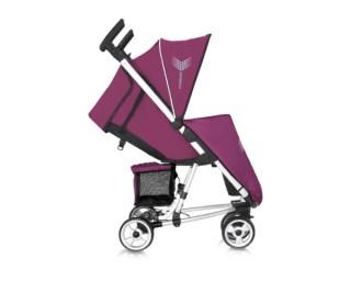 Три положения для длительной прогулки малыша обеспечивают максимальный комфорт