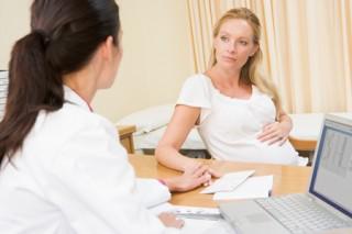 Причиной отслойки плаценты может стать нервный стресс