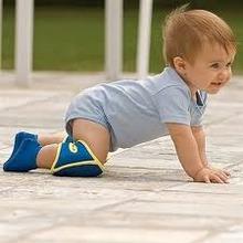 Довольно часто малыши пропускают этап ползания