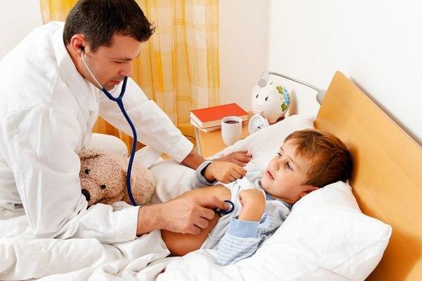 Особенности лечение трахеитов у детей
