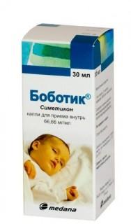 Соблюдая определенные правила и применяя препарат Боботик можно добиться снижения частоты приступов кишечных коликов