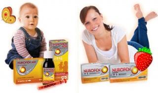 Многие родители отмечают, что Нурофен в сиропе – это самая удачная форма выпуска