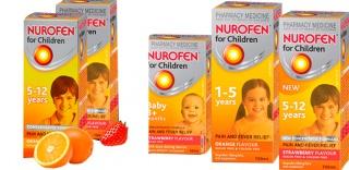 Применять Нурофен рекомендуют при повышении температуры, возникновении болевого симптома при различныз заболеваниях