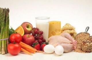 Питание в первое время после родов должно быть сбалансированным