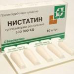 Инструкция по применению свечей Нистатин, отзывы и аналоги