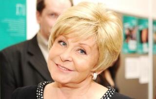 Ангелина Вовк - известная телеведущая