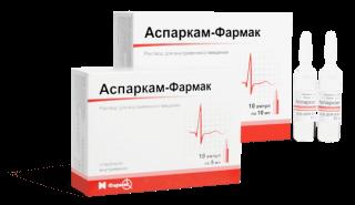 При длительном применении препарата Аспаркам необходимо контролировать содержание магния и калия в крови