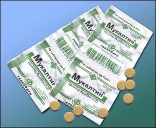 Мукалтин