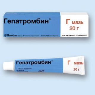 Дополнительно, Гепатромбин включает в свой состав различные эфирные масла, которые необходимы для оказания антисептического и обезболивающего эффекта
