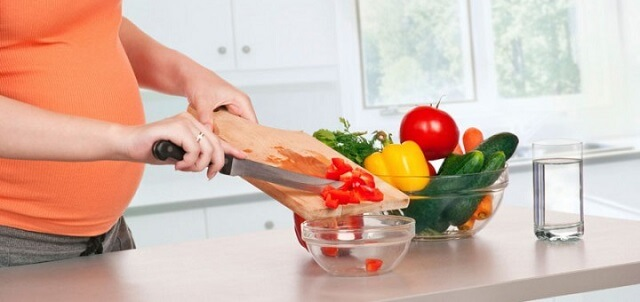 Как нужно питаться беременной чтобы не набрать лишний вес