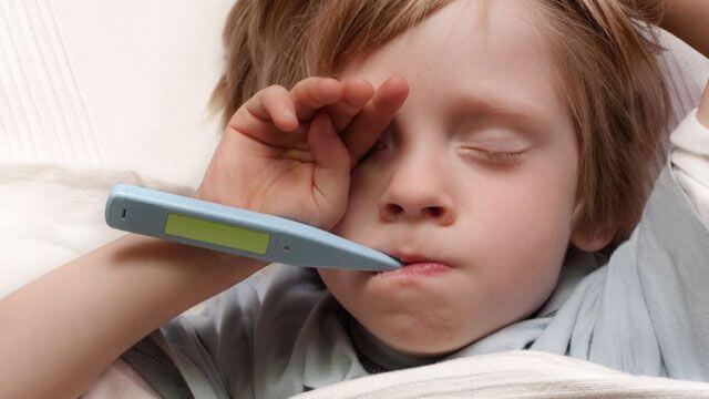 Свечи от температуры для детей: характеристика и применение
