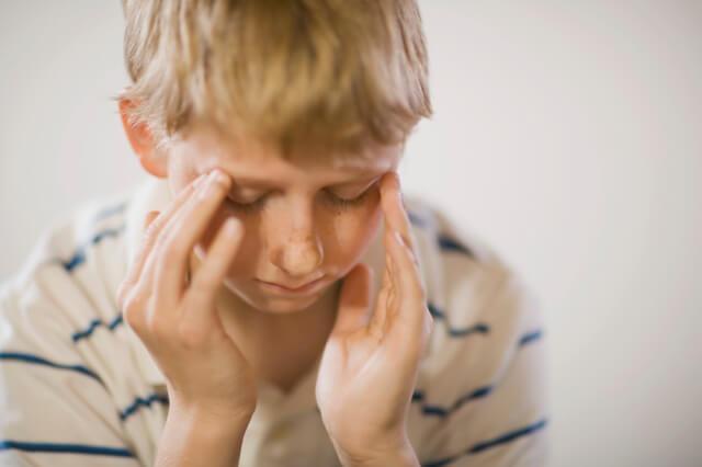 Рассматриваем основные признаки сотрясения мозга у ребенка