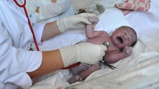 Препарат Бебикалм рекомендуется для лечения новорожденных детей
