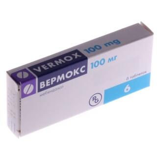Вермокс - антигельмитный препарат
