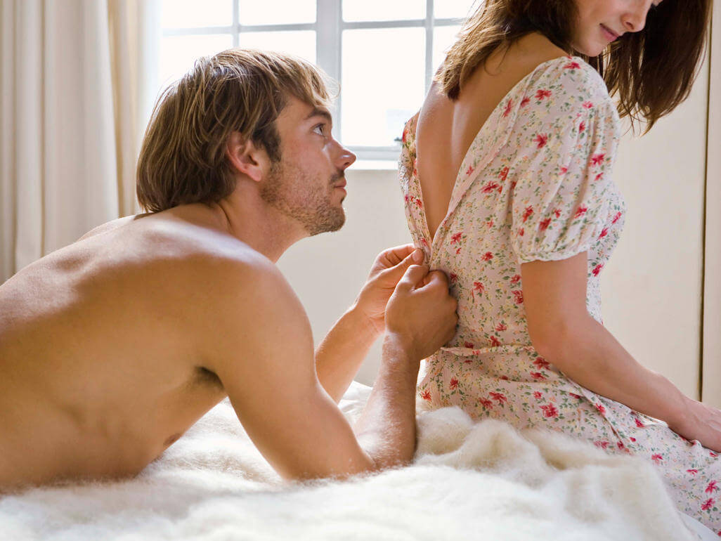 Можно ли удержать парня одним сексом ошиблись