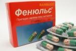 Железосодержащий препарат Фенюльс: отзывы и характеристика лекарства