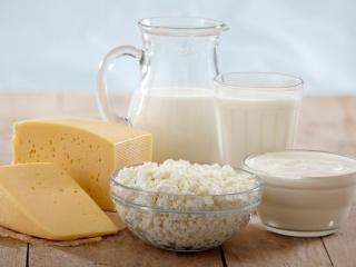 Творог и кисломолочные продукты - полезные составляющие рациона питания