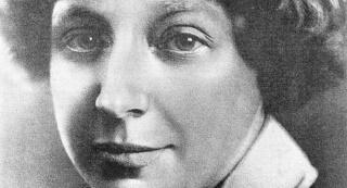Марина Цветаева - известная советская поэтесса