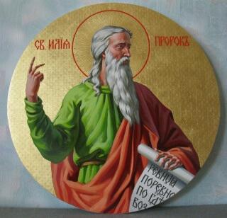 Илья Пророк боролся за веру в Единого Бога