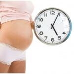 36 неделя беременности: предвестники родовой деятельности