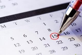 Рекомендуется вести специальный дневник, чтобы предвидеть начало следующих месячных