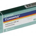 Аналог Сумамеда: особенности применения лекарства