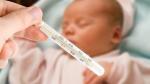 Нормальная температура и грудничка: информация для родителей