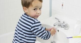 Соблюдение правил гигиены - залог здоровья вашего ребенка