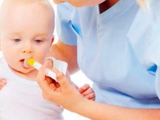 Суспензия для детей может использоваться для лечения инфекционных заболеваний у детей от 6 месяцев