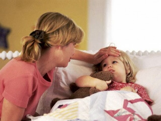 Основной симптом аденоидита - затрудненное носовое дыхание