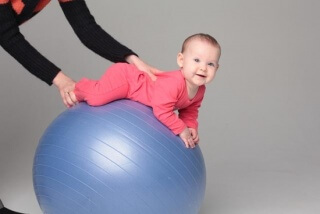 Физические упражнения полезны для ребенка
