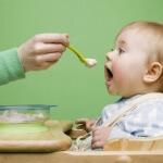 Какой должна быть схема введения прикорма при грудном вскармливании