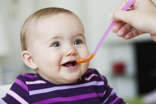 Рекомендуется начинать прикорм после тщательного обследования состояния здоровья малыша