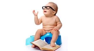 Чем проще горшок, тем быстрее ребенок поймет его функциональность.